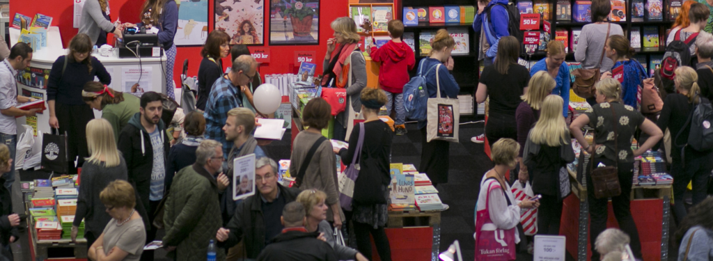 Välkomna till bokmässan i Göteborg 25-28 september!