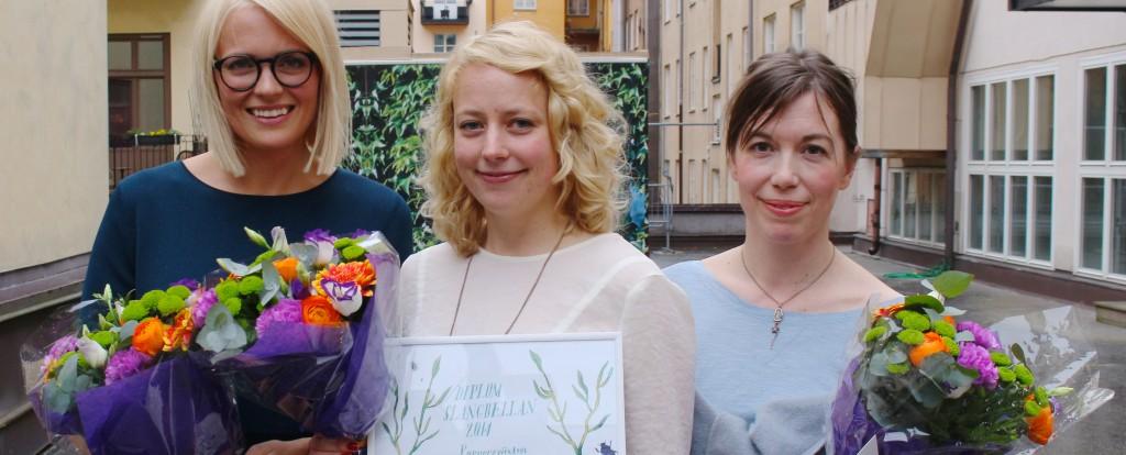 Slangbellan till Josefin Sundqvist